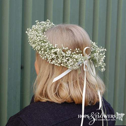 Head & Hat Flowers